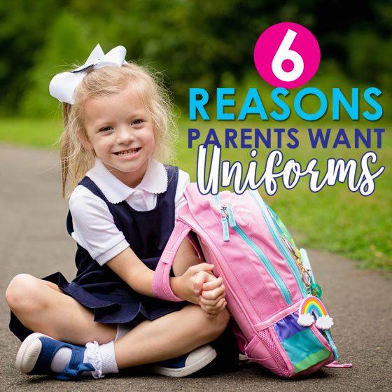 6 Reasons Parents Want Uniforms 1 Daily Mom Parents Portal