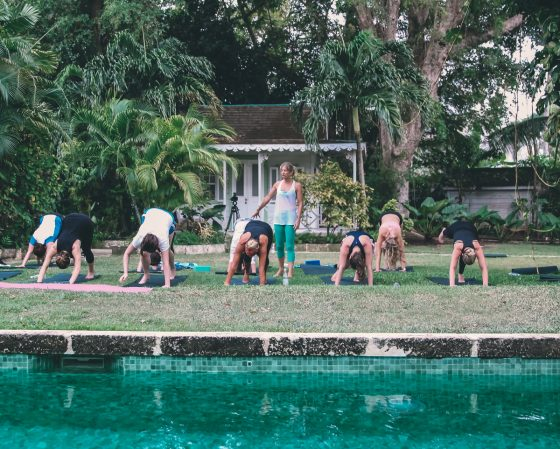 What It's Like to Go on A Fitness Retreat 17 Daily Mom Parents Portal