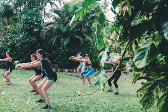 What It's Like to Go on A Fitness Retreat 28 Daily Mom Parents Portal