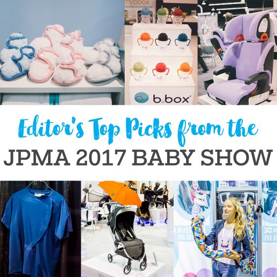 Editors Top Picks from the JPMA 2017 Baby Show 12 Daily Mom Parents Portal