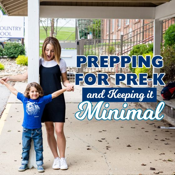 Prepping for Pre-K and Keeping it Minimal 38 Daily Mom Parents Portal
