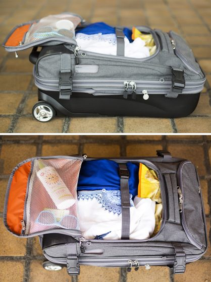 Family Carry On Bags- 4 Things I Did Right 3 Daily Mom Parents Portal