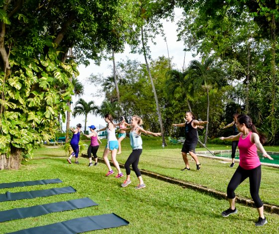 What It's Like to Go on A Fitness Retreat 6 Daily Mom Parents Portal