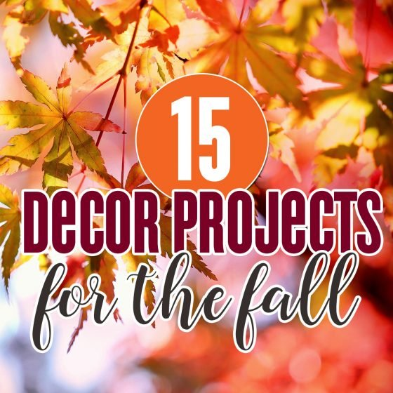 15 Fall Décor Projects for the Fall 16 Daily Mom Parents Portal