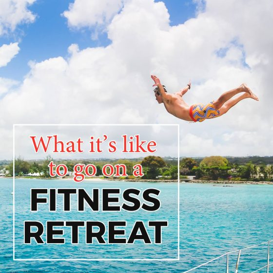 What It's Like to Go on A Fitness Retreat 56 Daily Mom Parents Portal