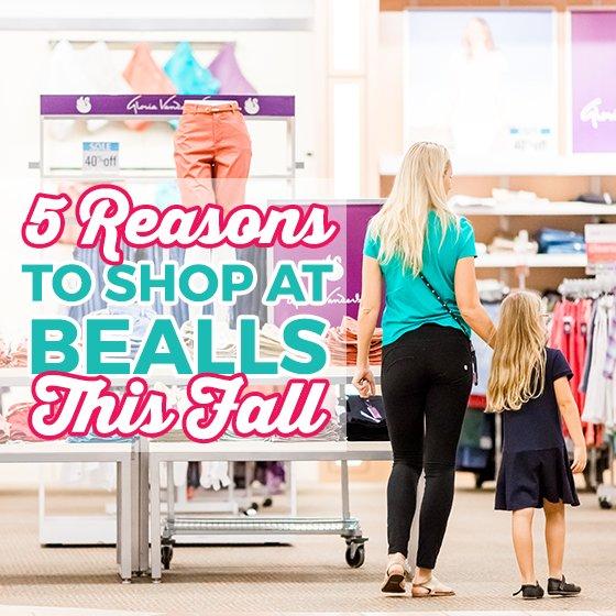 5 Reasons to Shop at Bealls This Fall 1 Daily Mom Parents Portal