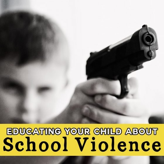 Educating Your Child About School Violence 1 Daily Mom Parents Portal