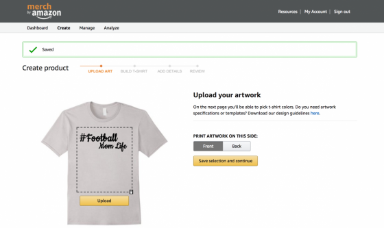 Momtrepreneur 101: Making Money on Amazon Merch 1 Daily Mom Parents Portal