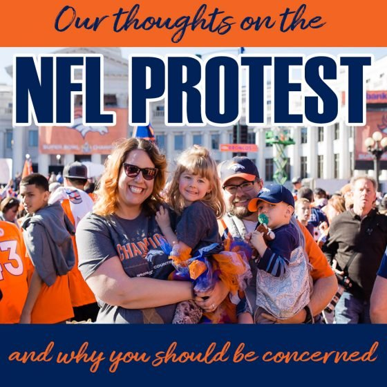 Our Thouhts on the NFL Protest and Why You Should Be Concerned 1 Daily Mom Parents Portal