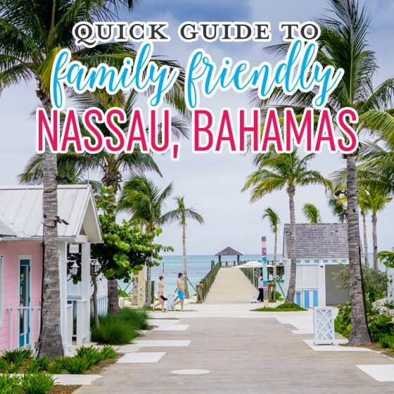 QUICK GUIDE TO FAMILY FRIENDLY NASSAU, BAHAMAS 1 Daily Mom Parents Portal