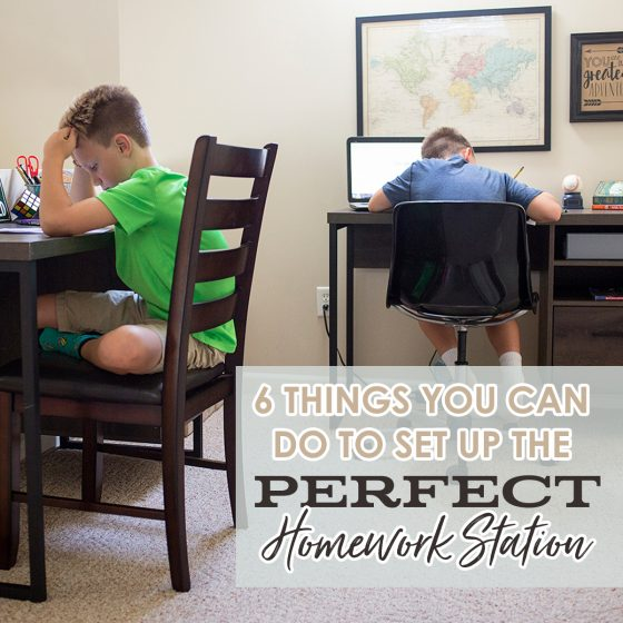 6 Things You Can Do to Set Up Your Perfect Homework Station 7 Daily Mom Parents Portal