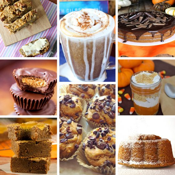 8 Pumpkin Recipes You Need to Try this fall