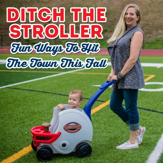 Ditch The Stroller - Fun Ways To Hit The Town This Fall 16 Daily Mom Parents Portal