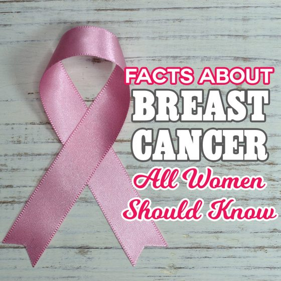 Facts About Breast Cancer All Women Should Know 1 Daily Mom Parents Portal