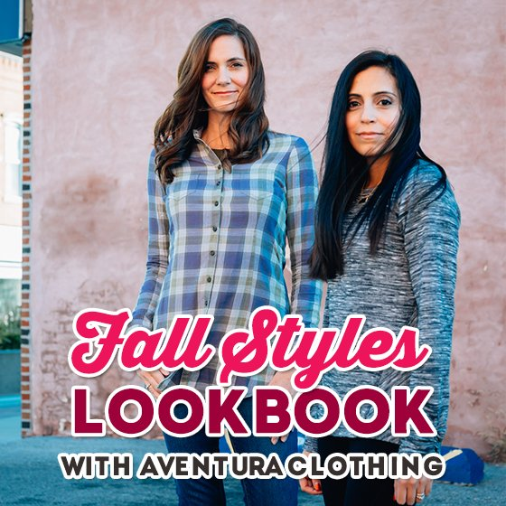 Fall Styles Cookbook with Aventura Clothing 1 Daily Mom Parents Portal