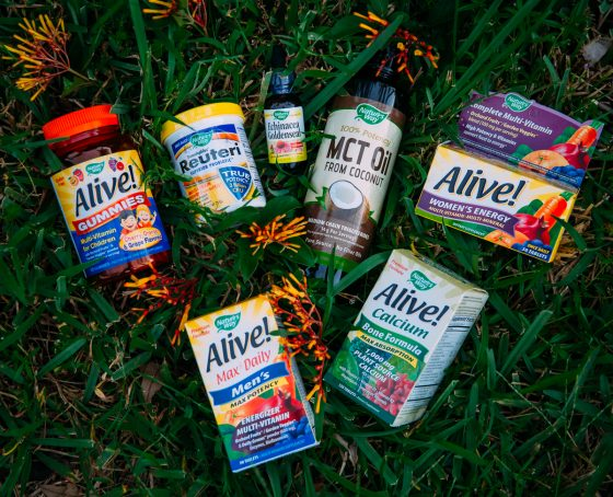 Choosing the Right Supplements for Your Family with iHerb 4 Daily Mom Parents Portal