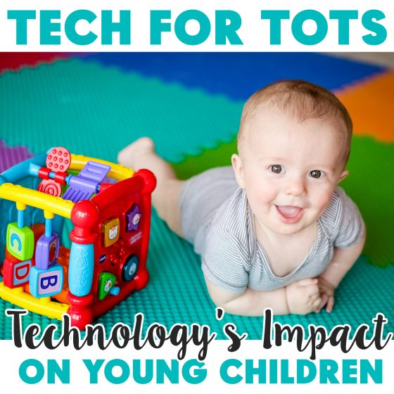 Tech for tots: technology's impact on young children 1 Daily Mom Parents Portal