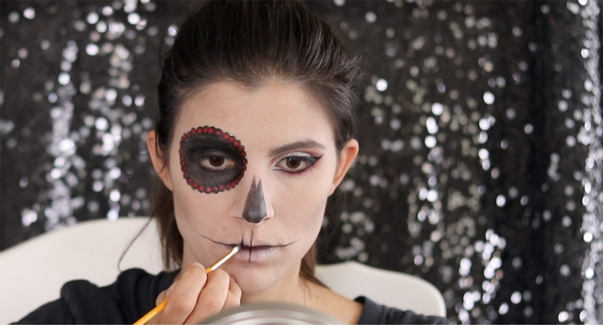 3 Skull Makeup Looks to Try 25 Daily Mom Parents Portal