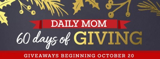 60 Days of Holiday Giving Event 1 Daily Mom Parents Portal