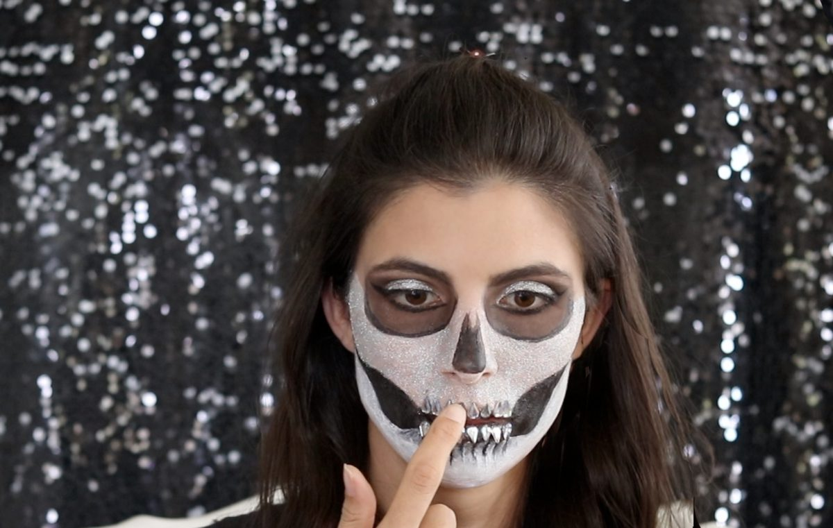3 Skull Makeup Looks to Try 7 Daily Mom Parents Portal