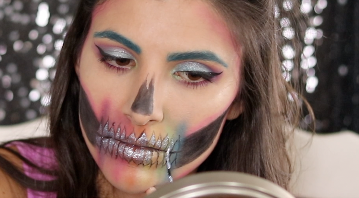 3 Skull Makeup Looks to Try 19 Daily Mom Parents Portal