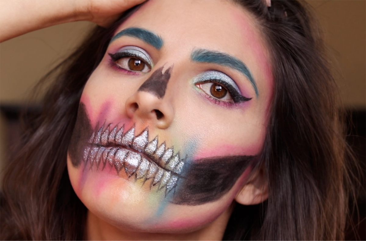 3 Skull Makeup Looks to Try 8 Daily Mom Parents Portal