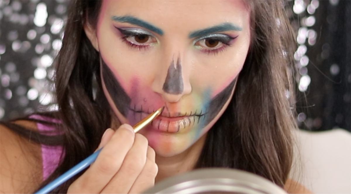 3 Skull Makeup Looks to Try 18 Daily Mom Parents Portal
