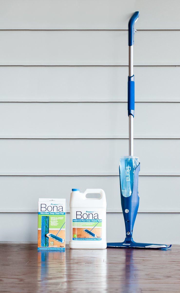 Bona Floor Care - Give the Gift of a Clean House 1 Daily Mom Parents Portal