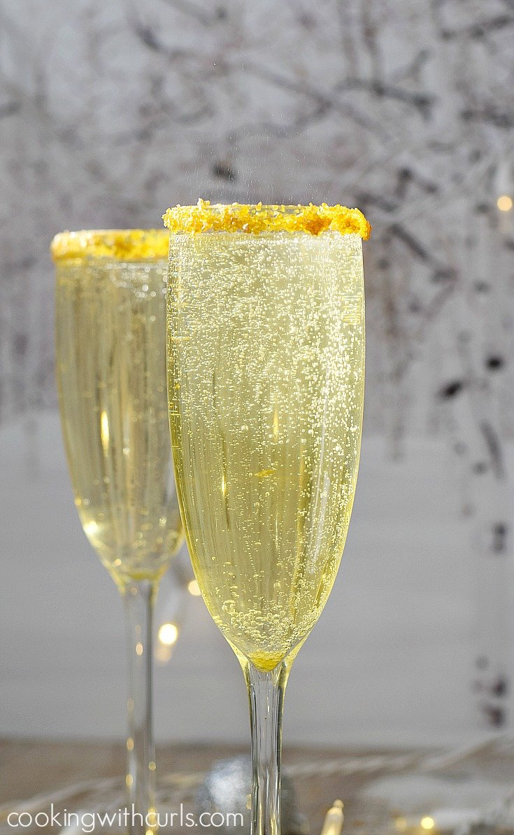 Top Ten Bubbly Cocktails For New Years 2 Daily Mom Parents Portal