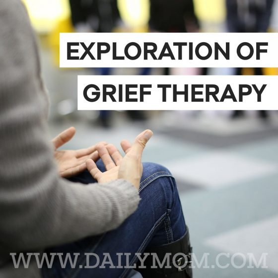 Exploration of Grief Therapy 1 Daily Mom Parents Portal
