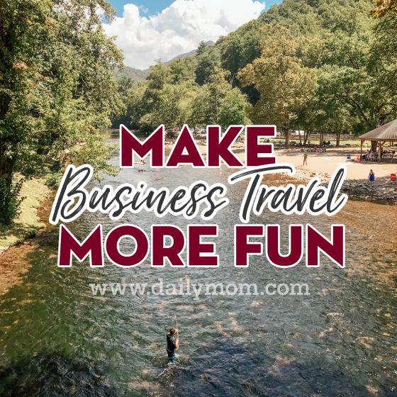 Making Business Travel More Fun 1 Daily Mom Parents Portal