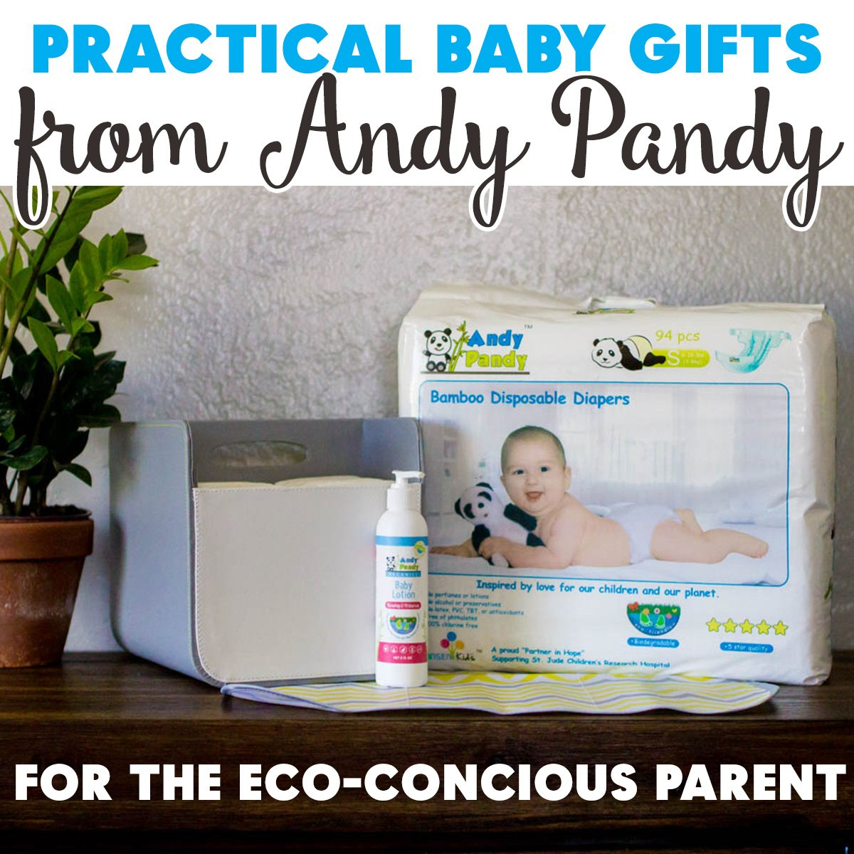 Baby Gifts For The Parents : Practical baby gifts from andy pandy for the eco conscious