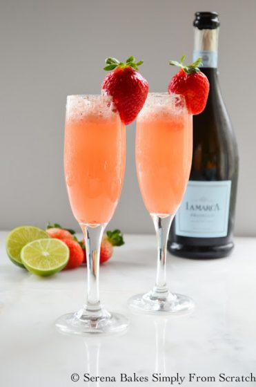 Top Ten Bubbly Cocktails For New Years 6 Daily Mom Parents Portal