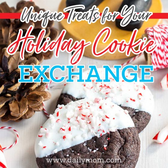Unique Treats for Your Next Holiday Cookie Exchange 1 Daily Mom Parents Portal