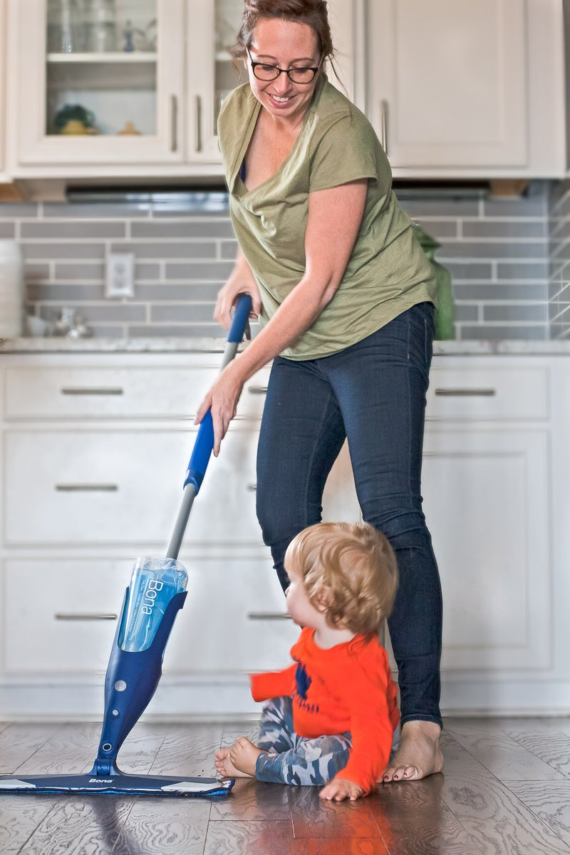 Bona Floor Care - Give the Gift of a Clean House 3 Daily Mom Parents Portal