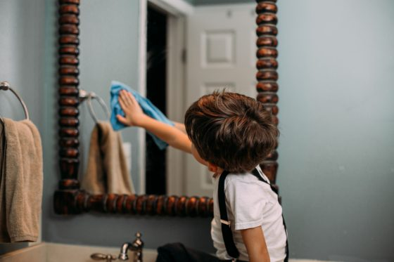 Cleaning without Chemicals 13 Daily Mom Parents Portal