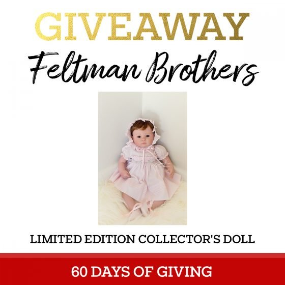 60 DAYS OF GIVING: FELTMAN BROTHERS 1 Daily Mom Parents Portal