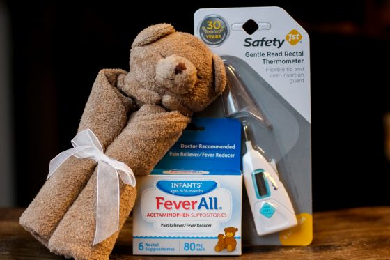 When Your Baby Has a Fever: What to Know and What to Do 5 Daily Mom Parents Portal