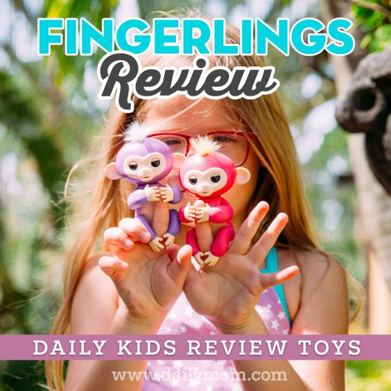 Fingerlings Review: Daily Kids Review Toys 1 Daily Mom Parents Portal