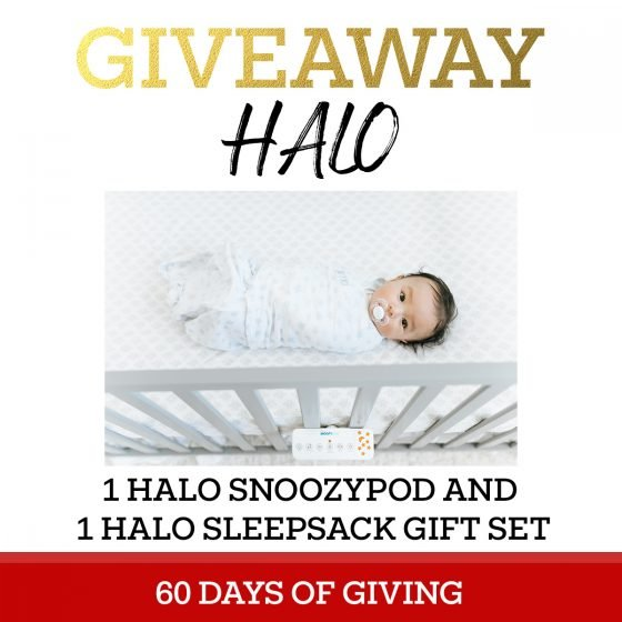 Give the Gift of Sleep with HALO 6 Daily Mom Parents Portal