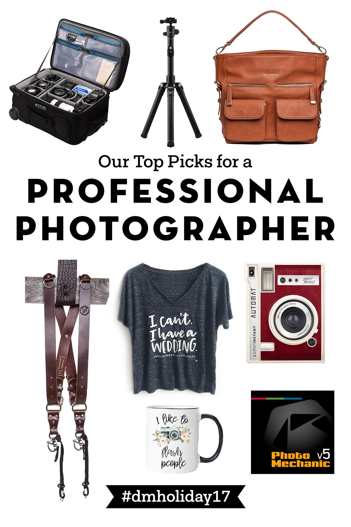 Daily Mom's Guide to Gifts for a Professional Photographer