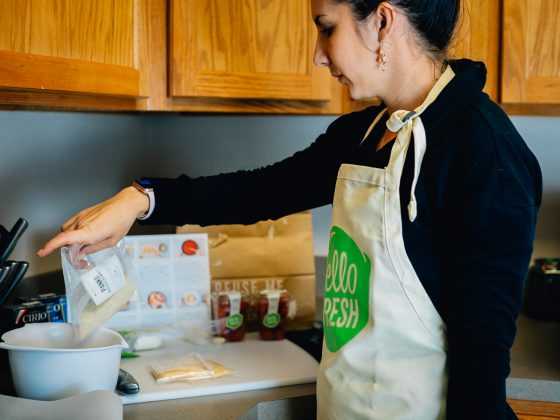 Family Meal Planning with HelloFresh 4 Daily Mom Parents Portal