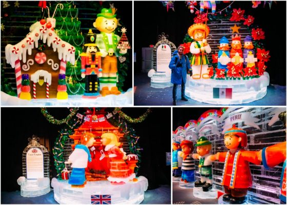 Gaylord Palms ICE! Featuring Christmas Around the World 5 Daily Mom Parents Portal