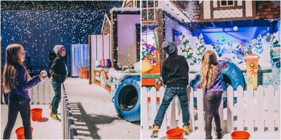 Gaylord Palms ICE! Featuring Christmas Around the World 18 Daily Mom Parents Portal