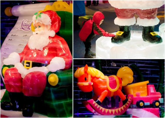 Gaylord Palms ICE! Featuring Christmas Around the World 10 Daily Mom Parents Portal