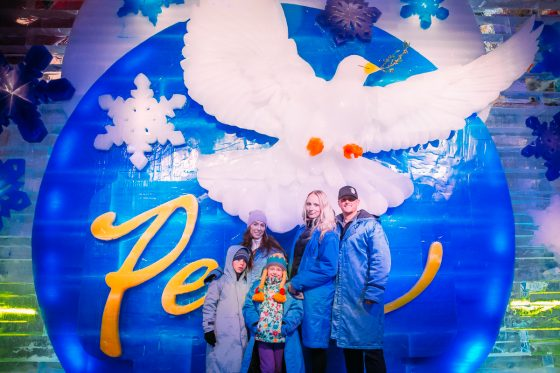 Gaylord Palms ICE! Featuring Christmas Around the World 6 Daily Mom Parents Portal