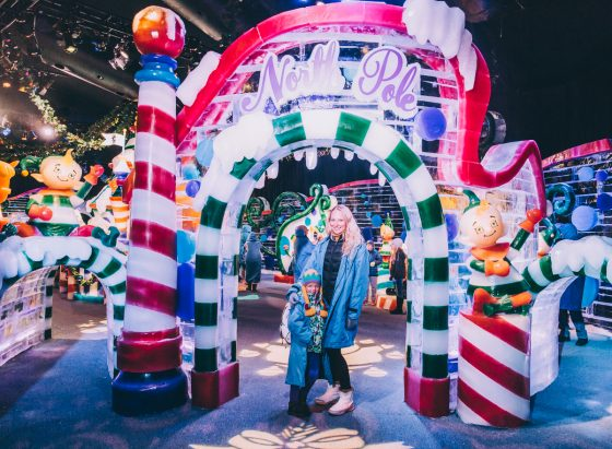 Gaylord Palms ICE! Featuring Christmas Around the World 9 Daily Mom Parents Portal