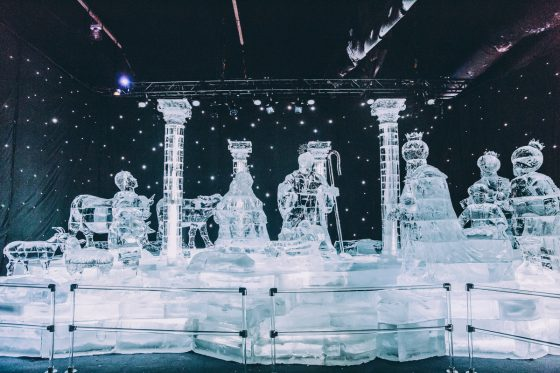 Gaylord Palms ICE! Featuring Christmas Around the World 12 Daily Mom Parents Portal