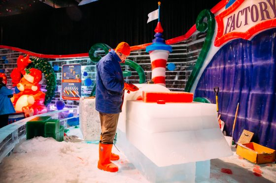 Gaylord Palms ICE! Featuring Christmas Around the World 13 Daily Mom Parents Portal