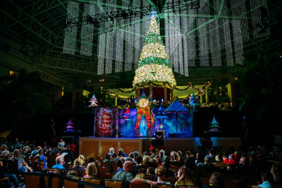 Gaylord Palms ICE! Featuring Christmas Around the World 24 Daily Mom Parents Portal